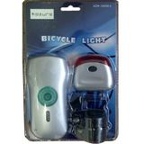 KOZURE Bicycle Light [KZR-10056A] - Lampu Sepeda